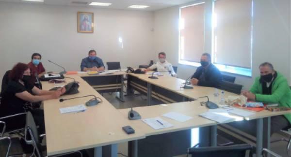 Συνεδρίασε η επιτροπή διαχείρισης αδέσποτων ζώων Δήμου Καλαμάτας