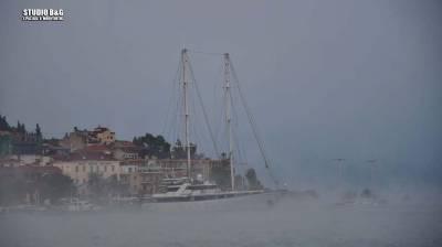 Πειρατές... στο Ναύπλιο; (photos/video)