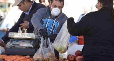 Με πιστοποιητικό υγείας στις Λαϊκές της Τρίπολης οι παραγωγοί από Σπάρτη και Αργολίδα
