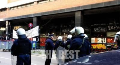 Πάτρα: Επεισόδια σε συλλαλητήριο για τον Κουφοντίνα (video)