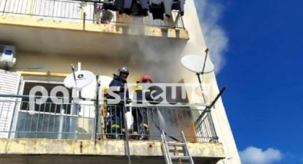 Πήρε φωτιά το σπίτι τους ενώ έλειπαν μέρες