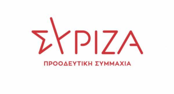 ΣΥΡΙΖΑ: «Δεν φοβάστε τον ιό, φοβάστε τον λαό, φοβάστε την νεολαία!»