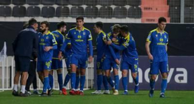 ΟΦΗ - Αστέρας Τρίπολης 0-1