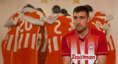 Παπασταθόπουλος: «Ο Ολυμπιακός ήταν η μόνη ομάδα που με περίμενε» (video)