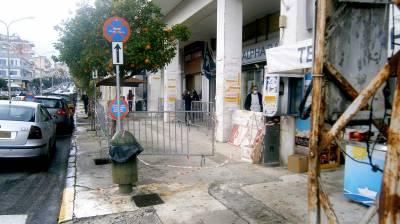 Σπάρτη: Κέντρο με οδοφράγματα