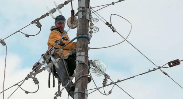 Διακοπή ρεύματος σε πολλά χωριά της Σπάρτης