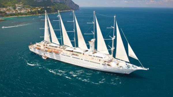 Το Πρόγραμμα της Windstar Cruises 2022 και σε λιμάνια της Πελοποννήσου