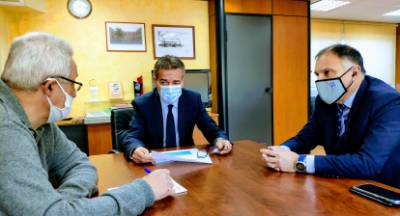 Κινητικότητα Κρητικού για αθλητικές υποδομές σε Ξηροκάμπι και Καστόρι