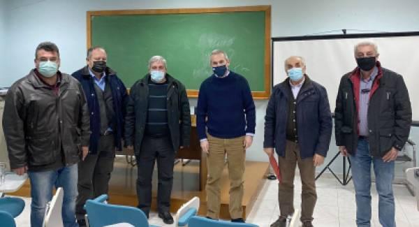 Πρωτοβουλία Δαβάκη για τα εσπεριδοειδή της Λακωνίας