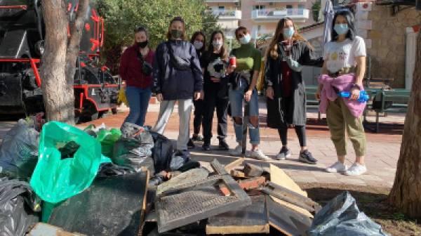 Συνάντηση εργασίας με εθελοντική ομάδα για το Περιβάλλον στην Καλαμάτα