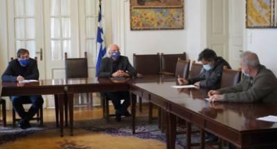 Στην ίδια κατεύθυνση διεκδίκησης Αγροτοκτηνοτρόφοι και Δήμος στην Πάτρα