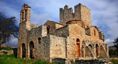 Το προπύργιο της Βυζαντινής Αυτοκρατορίας που κατέστρεψαν οι Τουρκαλβανοί! (video)