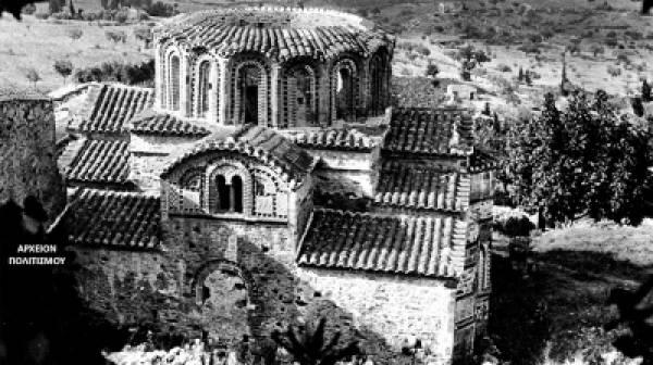 Όταν οι Γάλλοι κατέστρεψαν τους Ιερούς Ναούς του Μυστρά!