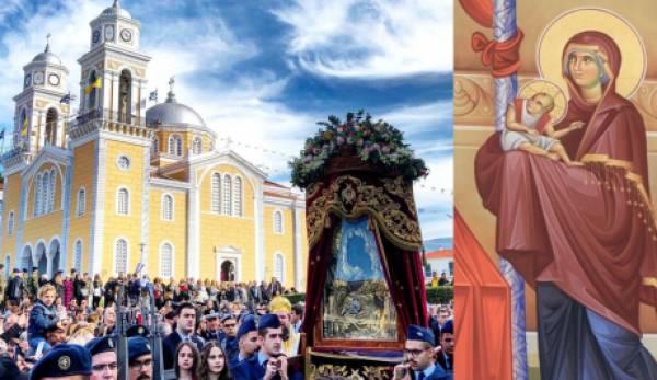 Υπαπαντή του Κυρίου. Γιορτάζουν η Καλαμάτα και το Γύθειο (live)