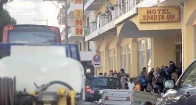 Αντί να φύγουν έρχονται και άλλοι πρόσφυγες στο κέντρο της Σπάρτης;