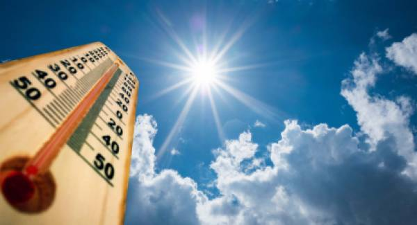 Καίρος: Υψηλές θερμοκρασίες το Σαββατοκύριακο (video)