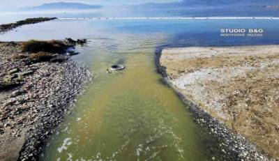 Ρύπανση στη θάλασσα του Ναυπλίου