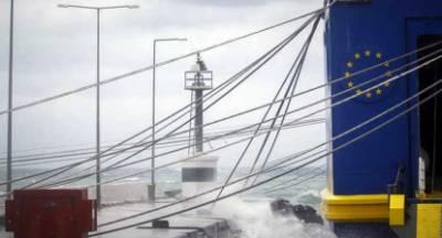 Επιδείνωση του καιρού στην δυτική Πελοπόννησο με καταιγίδες και χαλαζοπτώσεις