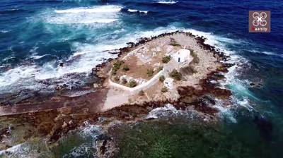Το νησάκι της Λακωνίας που «κατοικούν» μόνο νεκροί… (video)