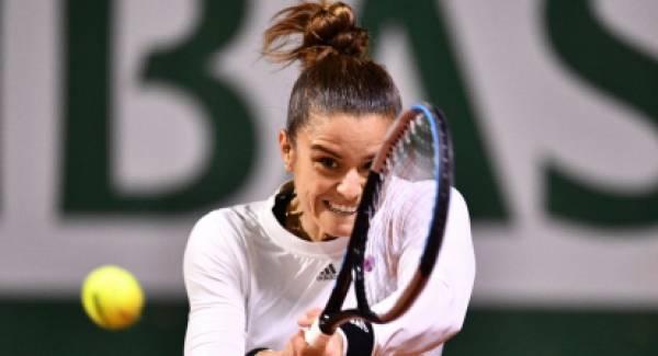 Σάκκαρη: Δεν τα κατάφερε στον ημιτελικό του τουρνουά της Μελβούρνης
