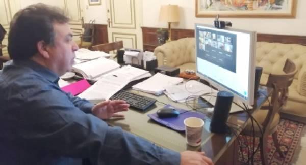 Αντωνακόπουλος: «Κοινωνικό μέτωπο με αξιώσεις κι αγώνες, η μόνη λύση για το Τμήμα Μουσειολογίας Πύργου»