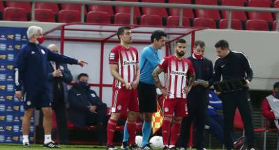 Ο Παπασταθόπουλος έκανε ντεμπούτο στο Ολυμπιακός - ΟΦΗ