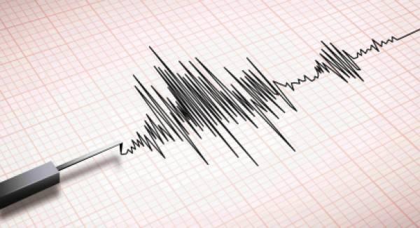 Σεισμός 3,3 Ρίχτερ στη Νεάπολη Λακωνίας