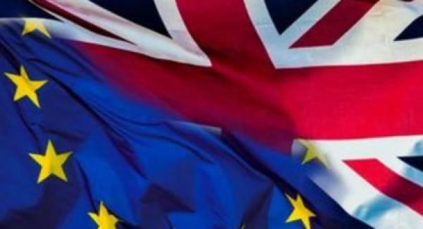 Εκδήλωση για τη συμφωνία εμπορίου και συνεργασίας Ε.Ε. – Ηνωμένου Βασιλείου