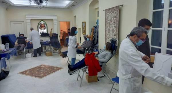 Υποδειγματικά ολοκληρώθηκε η αιμοδοσία στο Καστόρι Λακωνίας