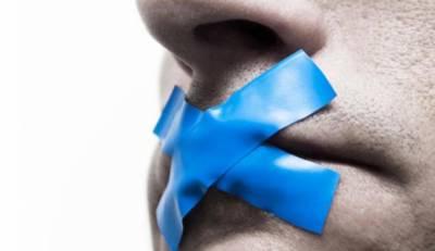 Αποκρουστική, αντισυνταγματική και απαράδεκτη λογοκρισία στα συμβατικά οπτικοακουστικά μέσα και στο διαδίκτυο!