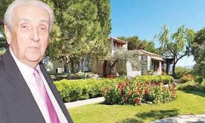 Δημ. Κοντομηνάς: «Το πουλάω, το σπίτι!»