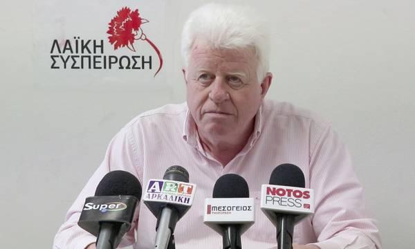 Γόντικας: «Η ΤΕΡΝΑ μόνο θα εισπράττει από το λαό. Δεν βάζει ευρώ για τη ΣΔΙΤ!»