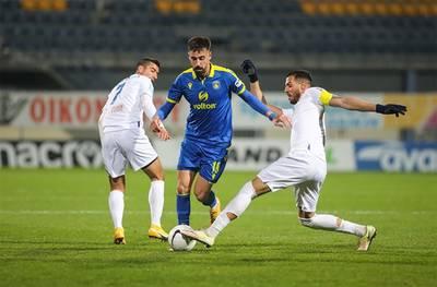 Αστέρας Τρίπολης: O Pepe Castano MVP Of The Match με Λαμία