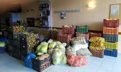 Δωρεάν φρούτα και λαχανικά από το Κοινωνικό Παντοπωλείο Σπάρτης
