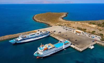Ακτοπλοϊκά δρομολόγια, έργα υποδομής και στήριξη των Αντικυθήρων στην ατζέντα Κατσαφάδου – Χαρχαλάκη
