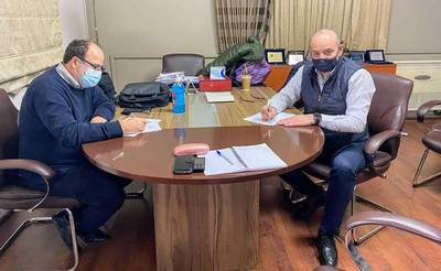 Συνεργασία Δήμου Ευρώτα με το Πανεπιστήμιο Θεσσαλίας