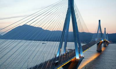 Πέντε πράγματα που μάλλον δεν γνωρίζεις για τη γέφυρα Ρίου – Αντιρρίου