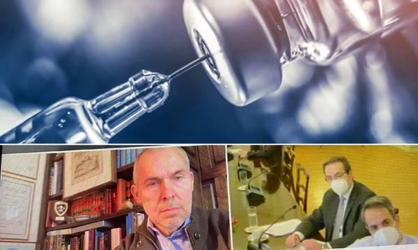 Παρέμβαση Δαβάκη για εμβολιασμούς στα Κέντρα Υγείας Γυθείου και Νεαπόλης
