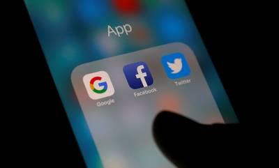 Επικεφαλής Facebook, Google και Twitter στο Κογκρέσο για την παραπληροφόρηση στις πλατφόρμες τους