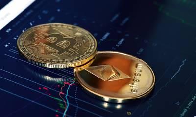 Σε νέα επίπεδα ρεκόρ τα κρυπτονομίσματα bitcoin και ether