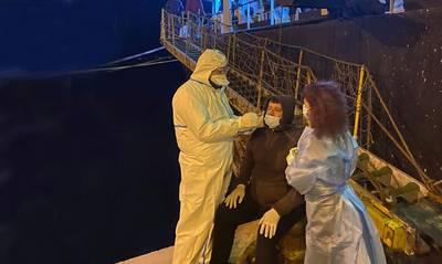 Συναρπάζει η ετοιμότητα του Κ.Υ. Αρεόπολης στην ιχνηλάτηση αλλοδαπών ναυτικών