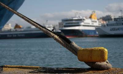 Απεργία στα πλοία 23 και 24 Φεβρουαρίου