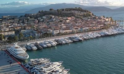 Ναύπλιο: Ακυρώνεται το Mediterranean Yacht Show 2021