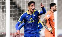 Αστέρας Τρίπολης: Ο Daniel Suarez MVP Of The Match με ΑΕΚ