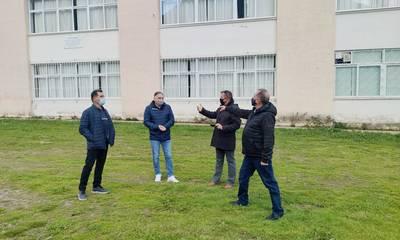 Κρητικός: Θα αναβαθμίσουμε το Γυμνάσιο και Λύκειο Καστορείου (photos)