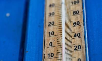 Στην Τρίπολη με -4,4 βαθμούς Κελσίου η χαμηλότερη θερμοκρασία στη χώρα