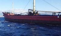 Κρατείται πλοίο στο Γύθειο