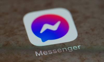Facebook: «Έπεσε» η υπηρεσία μηνυμάτων Messenger