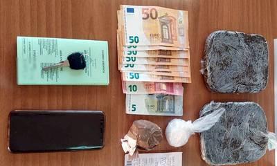 Χειροπέδες σε δύο άνδρες στην Πελοπόννησο για ηρωϊνη και κοκαϊνη!