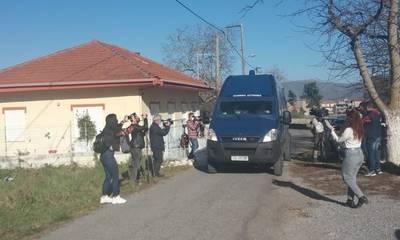 Έφθασε στις φυλακές Τρίπολης ο Δ. Λιγνάδης (photos)